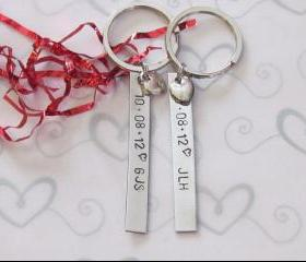 LOVE Key Chain -- Boyfriend/ Girlfriend