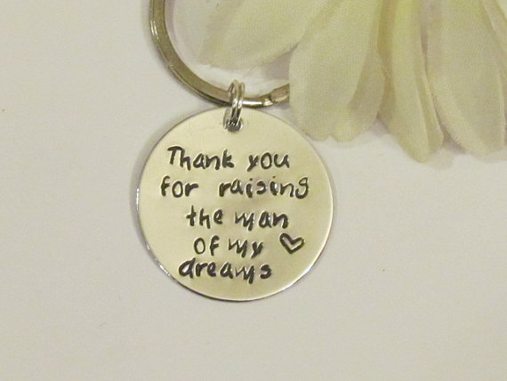 Thank U Wedding Gifts : Thank You KeychainWedding Gifts on Luulla